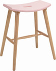 Hollis Counter Stool Nat/Pink 102-1315 (iv)