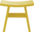 Hamo Stool Yellow Lacquered (iv)
