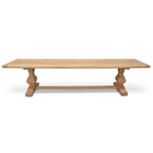 CDB2088 2m Reclaimed ELM Wood Bench - Natural (cf)