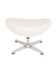 Replica Egg Footstool - White