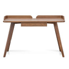 COF750WAL-IG Office Desk Walnut (cf)