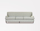 Nancy 3.5-seater - Premium Version 100% Natural Linen - Any Colour