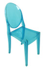 Replica Victoria Ghost Chair - Transparent Aqua