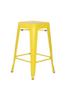 Toledo Stool -65cm High -Yellow (bf)