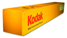 """Excellent for HP, Oce and Canon Inkjet Kodak Polypro Gloss w/Self Adhesive 50"""" x 100' 6mil 1 Roll (2""""core) ECD22321000"""