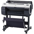 Plotter Roll Printing Easy with 2990B007 Canon imagePROGRAF iPF650 Large Format Printer Color Inkjet