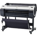 "Plotter Roll Printing Easy with 3432B014 36"" Color Canon imagePROGRAF iPF755 Inkjet Large Format Printer"