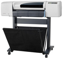 Plotter Roll Printing Easy with HP DesignJet 510 24-in Printer - CH336A#B1K