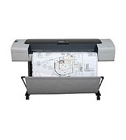 "Plotter Roll Printing Easy with T1100ps 44"" Printer w/ Web SVR Gov Opt HP Designjet"