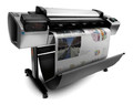 Plotter Roll Printing Easy with HP DesignJet T2300 eMFP Printer CN727A#B1K