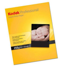 "Kodak Professional Inkjet Glossy Photo Paper 10 mil., 255 g/m2., 8.5x11"" 50-Sheets"