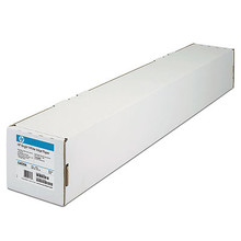 "Excellent for HP, Oce and Canon Inkjet HP 42"" x 100' Instant-dry Gloss Photo Paper 7.4 mil 1 Roll Q6576A"