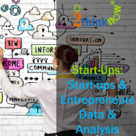 Startups and Entrepreneurs Data City Rankings and Analysis Benchmarks - by 2thinknow Data Innovation Agency via the Innovation Cities Program.