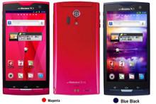 Docomo Fujitsu F-05D Arrows X LTE Phone