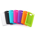 P-01D Silicone Cover + Screen protector set