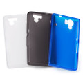 SH-01D Soft Cover + Screen protector set