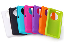 P-02D Silicone Cover + Screen protector set