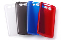 N-01D Soft Cover + Screen protector set