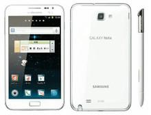 Docomo Samsung Galaxy Note Phone