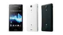 Docomo Sony SO-04D Xperia GX