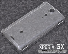 Sony SO-04D Clear Cover / Case