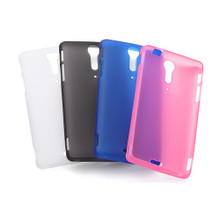 SO-04D Soft Cover + Screen protector set