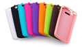 N-07D Silicone Cover + Screen protector set