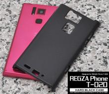 Toshiba T-02D Hard Black Cover / Case