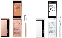 Docomo F-06D Style Series Phone