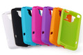 F-09D Silicone Cover + Screen protector set