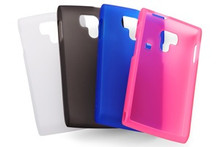 SH-01E Soft Cover + Screen protector set