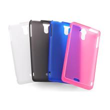 SO-01E Soft Cover + Screen protector set