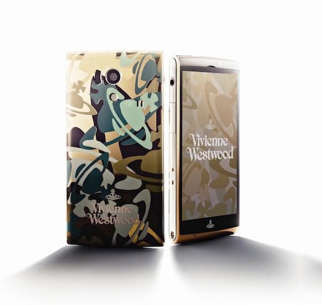 Docomo Sharp SH-01E Vivienne Westwood Limited Edition Unlocked