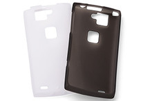 F-02E Soft Cover + Screen protector set