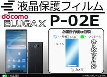Panasonic P-02E Screen Protector set