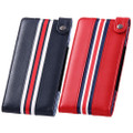 N-05E Leather Stripe case