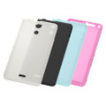 SO-04E Silicone Soft Cover + Screen protector set
