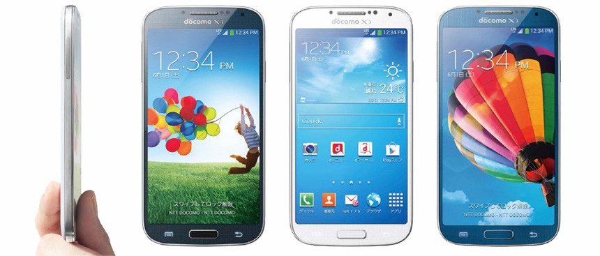 Docomo Samsung SC-04E Galaxy S4 Unlocked