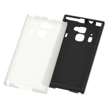 F-06E Silicone Cover + Screen protector set