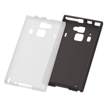 F-06E Soft Cover + Screen protector set