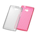 SH-07E Kira-Kira Cover + Screen protector set