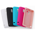 SH-04E Silicone Cover + Screen protector set