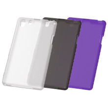 SO-01F Soft Cover + Screen protector set