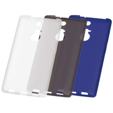 F-01F Soft Cover + Screen protector set