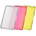 SO-02F Kira-Kira Soft Cover + Screen protector set