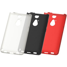 F-05F Silicone Cover + Screen protector set
