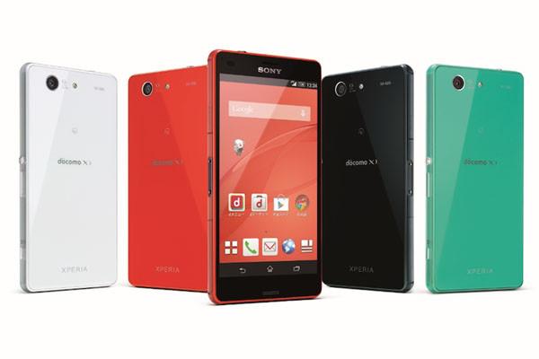Docomo Sony SO-02G Xperia Z3 Compact Smartphone Unlocked