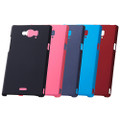 SH-01G & SH-02G Hard Matte Cover + Screen protector set