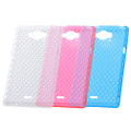 SH-01G & SH-02G Kira Kira Soft Cover + Screen protector set