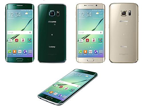 Docomo Samsung SC-04G Galaxy S6 Edge (64GB) Unlocked